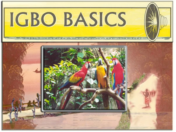 link to Oxford University Igbo Basic course