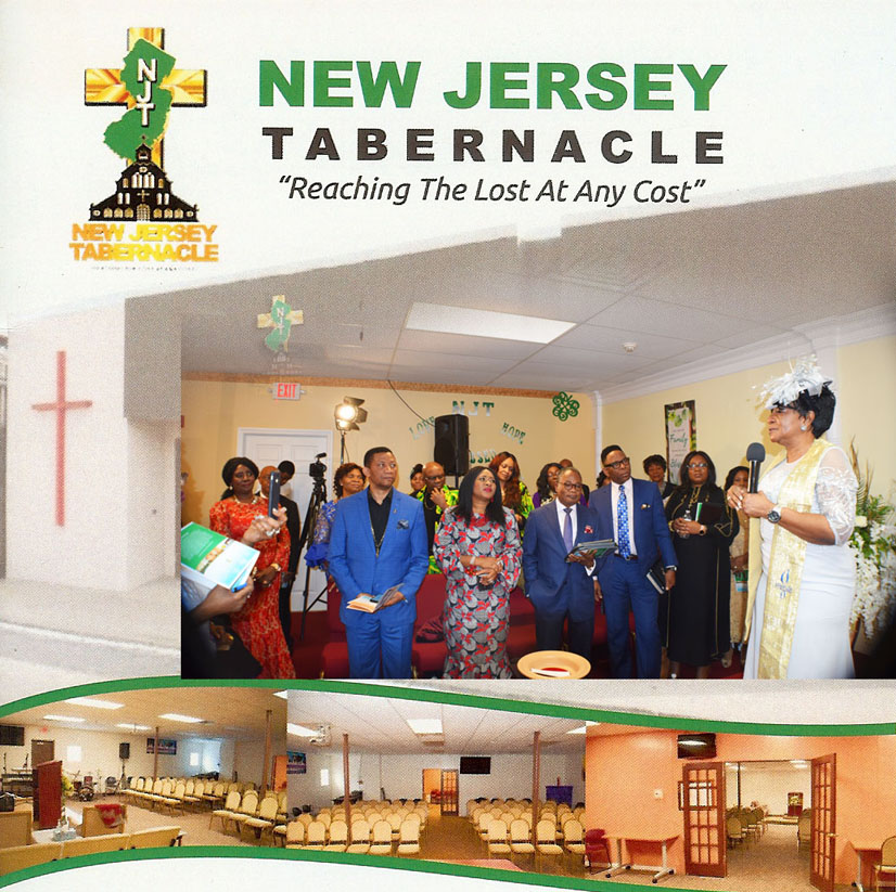 NJ Tabernacle building Dedication
